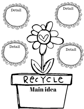 GRAPHIC ORGANIZER FREEBIE