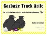 FREEBIE! Garbage Truck Artic Game /g/