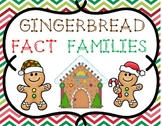 Christmas Fact Families The Gingerbread Man