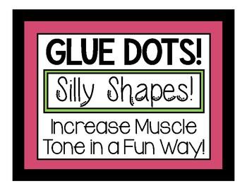 FREEBIE- Glue Dots!