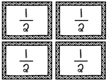 {FREEBIE} Goin' Buggy - Fractions of a Set