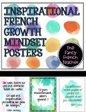 FREEBIE Growth Mindset Posters - Mentalité de Croissance