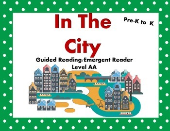 Guided Reading IN THE CITY