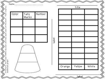 FREEBIE: Halloween Graphing and More!!