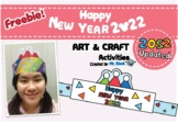 FREEBIE! Happy New Year 2019 (Happy New Year Activities 2019) Printable