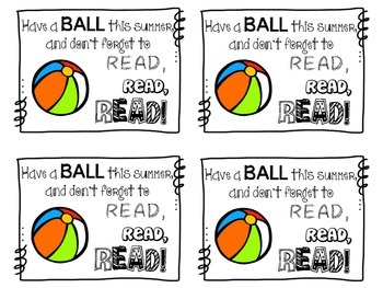 FREEBIE: Have a BALL this summer!