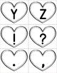 {FREEBIE} Heart ABCs - Free Happy Valentine's Day Alphabet