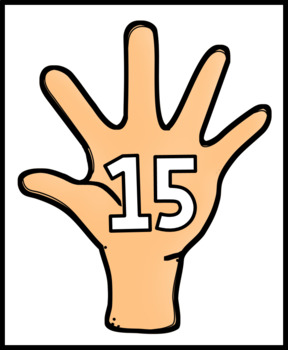 FREEBIE High 5s Wall Posters by Education and Inspiration