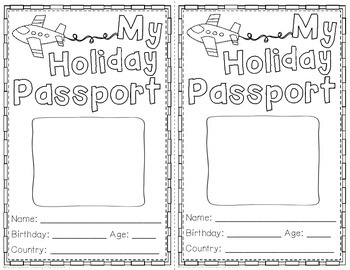 FREEBIE Holiday Passport