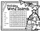 FREEBIE--Holiday Word Search for K-2