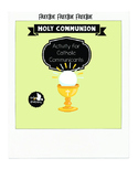 FREEBIE Holy Communion Activity