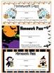 FREEBIE - Homework Pass Spanish/English!