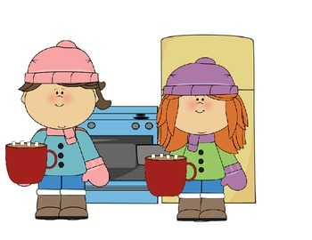 FREEBIE: Hot Chocolate Story/Sequencing