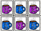 FREEBIE Hot Chocolate with Marshmallows Matching Cards 0-5