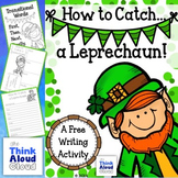 St. Patrick's Day Writing Activities FREE