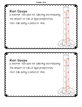 How to Make a Rain Gauge - Weathering and Erosion