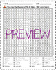 FREEBIE! I Survived the Eruption of Mount St. Helens, 1980 Word Search