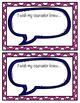 FREEBIE: I Wish My Teacher/Counselor Knew...