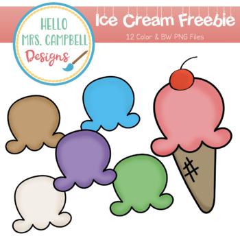 FREEBIE Ice Cream