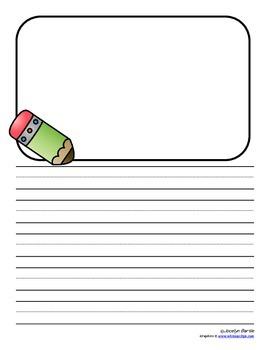 FREEBIE Illustrate and Write! Templates