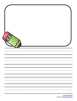 FREEBIE Illustrate and Write! Templates