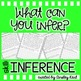 FREE PREVIEW! Inference Passages {read, use evidence + schema and infer}