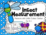 FREEBIE-Insect Measurement Math Center for K-1--Measuring with Nonstandard Units