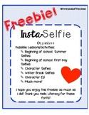 FREEBIE! Insta-Selfie