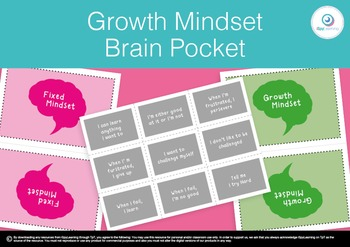 FREEBIE Interactive Growth Mindset Notebook & Powerpoint P