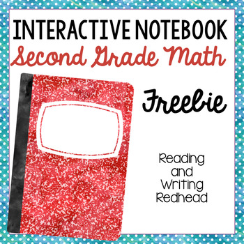 FREEBIE  Interactive Notebook for Second Grade-Money
