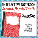 FREEBIE  Interactive Notebook for Second Grade-Money