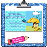 FREEBIE Interactive Weather Book: What Do You Wear? & What's The Weather?