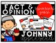 FREEBIE - Johnny Appleseed/Apples - Fact and Opinion Movement Games and More
