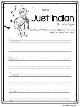 FREEBIE: Just Indian Book Study