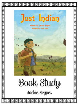 FREEBIE: Just Indian Book Study