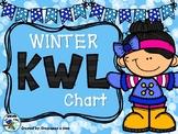 FREEBIE KWL Chart Winter Edition