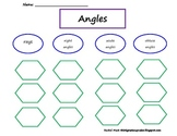 FREEBIE Keys to Literacy Rays and Angles Top Down Web