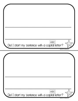 FREEBIE Kindergarten & 1st Grade November & December Reading Journals