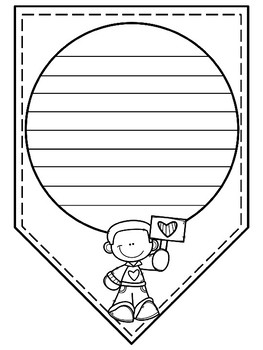 FREEBIE: Kindness Nation - Kindness Day Papers / Banner / Pennant