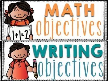FREEBIE Learning Objectives