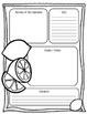 {FREEBIE} Lemon/Lime Lab Sheet (2 Pages) {Scientific Metho