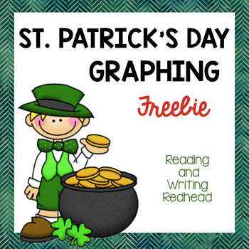 FREEBIE Leprechaun Graphing Fun for Primary Grades