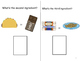 "FREEBIE!!  ""Let's Make S'mores!"" Adapted Book  Sequencing & Following Directions"