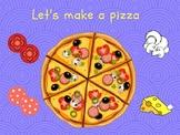 FREEBIE Let's make a pizza