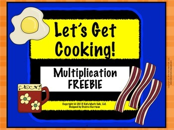 {FREEBIE} Let's Get Cooking!