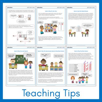 Let's Go 3 - Let's Remember Worksheets (FREEBIE!)