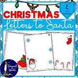 FREEBIE - Letters to Santa *Templates*