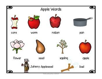 FREEBIE Life Cycle of An Apple