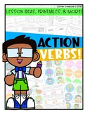 Action Verbs {Lesson Ideas, Printables, & More!}