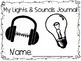 FREEBIE Lights and Sounds First Grade Lesson